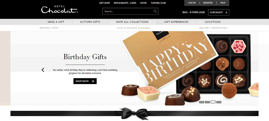 Hotel Chocolat Discount Codes, Sales & Cashback Offers