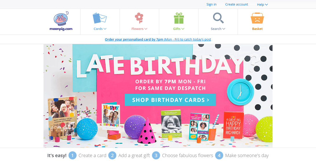 Moonpig Discount Codes Cashback Vouchers – Moonpig Valentines Cards