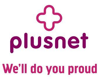 Plusnet Broadband Logo