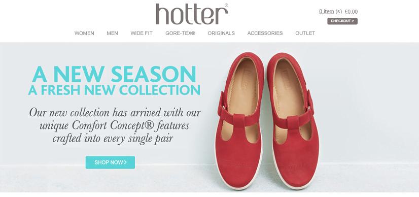 hotter shoes sale 2019
