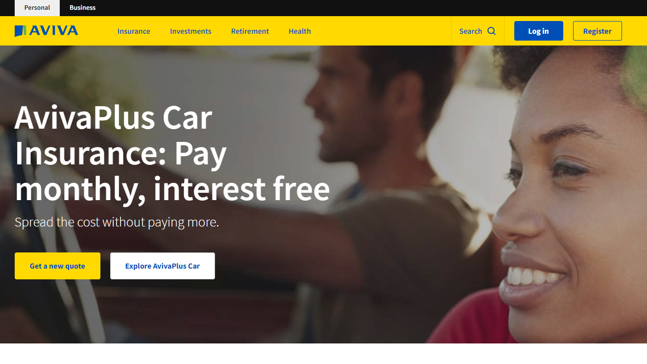 AvivaPlus Car Insurance Discount Codes, Sales, Cashback