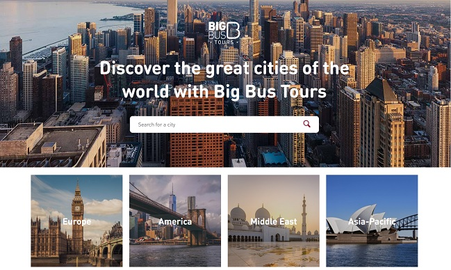 Explore Cities With Big Bus Tours