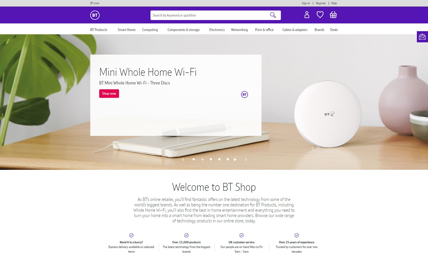 BT Shop Discount Codes, Sales, Cashback Offers & Deals