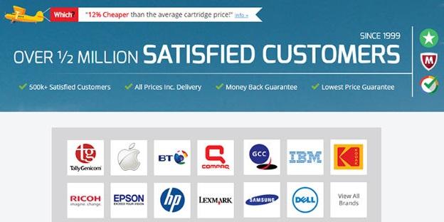 Cartridgeshop Banner