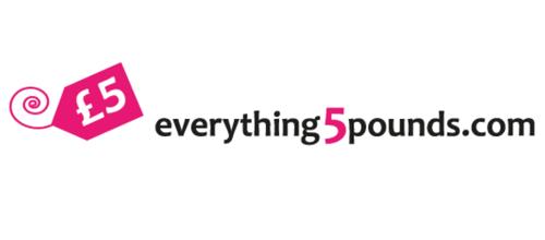Everything 5 Pounds Logo
