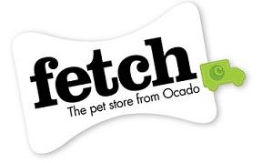 Fetch Pet Store Logo
