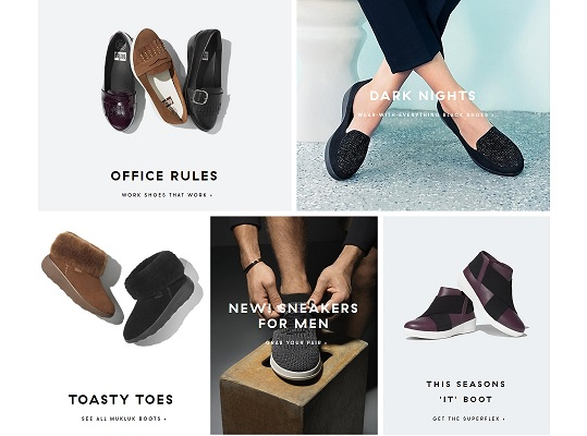 FitFlop Footwear
