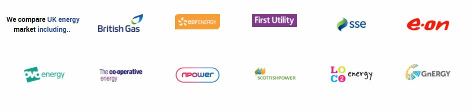 Free Price Compare Energy Suppliers