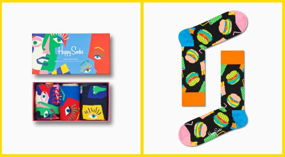 Happy Socks Homepage