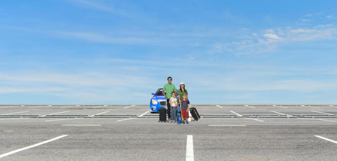 Holiday Extras Airport Parking Homepage