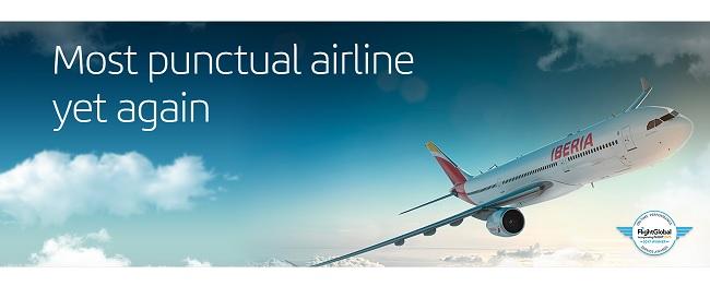 Iberia Flight