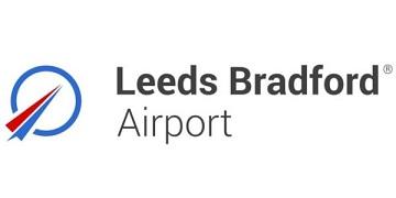 Leeds Bradford Airport Logo