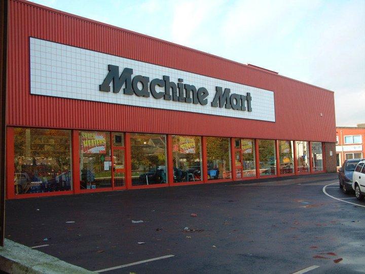 Machine Mart Banner
