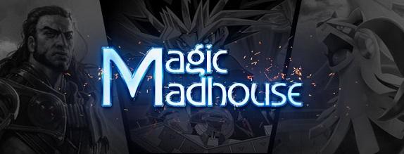 Magic Madhouse Banner