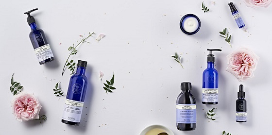 Neals Yard Remedies Skincare Banner