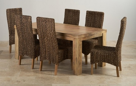 Dining Sets At Oak Furniture Land