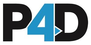P4D Logo