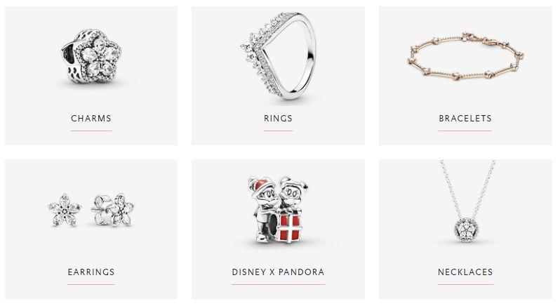 Pandora Discount Offers Cashback Deals