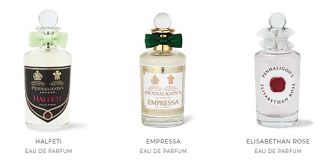 Penhaligon's Fragrances