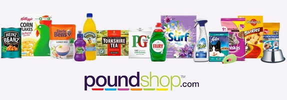 Poundshop Banner