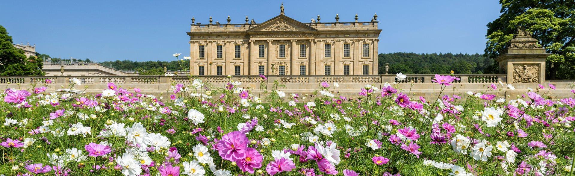 Royal Horticultural Society Homepage Screenshot