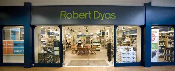 Robert Dyas Storefront