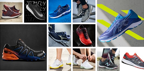 Sports Shoes Footwear Options