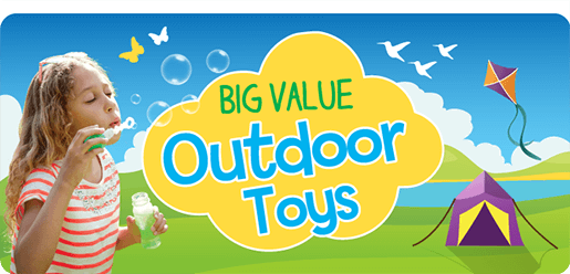 The Entertainer Outdoor Toys