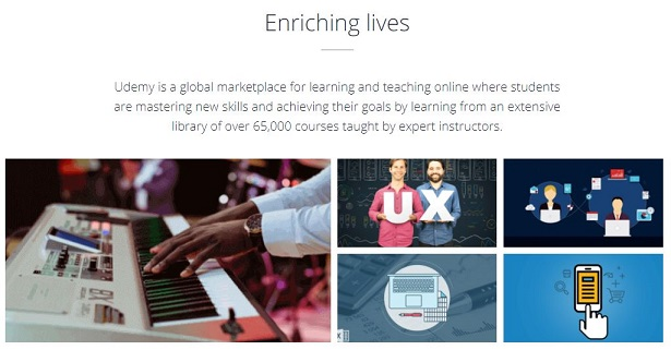 Udemy 65,000 Courses