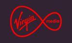 Virgin Media Fibre Broadband, TV and Calls Logo