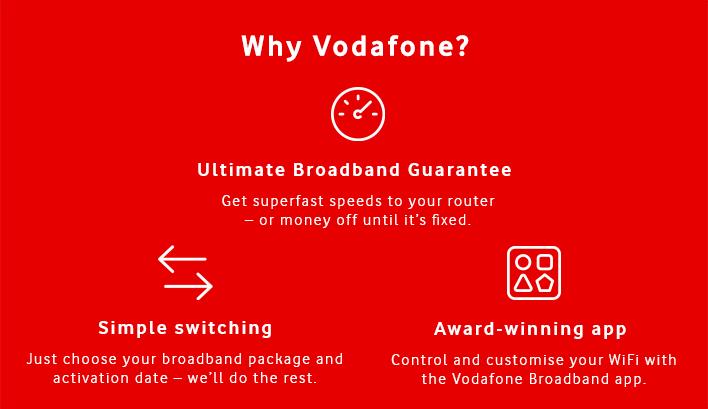 Vodafone Business info