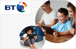 BT Broadband - New Customers