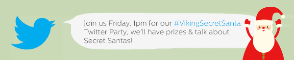 Christmas Twitter party