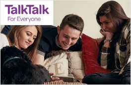 TalkTalk Broadband Digital TV