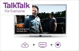TalkTalk Broadband and Digital TV