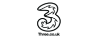 Three Mobile Mobile Broadband & Tablets Logo