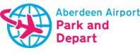 Aberdeen Airport Park & Depart Logo