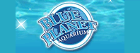 Blue Planet Aquarium Logo