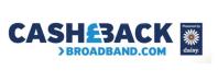 CashBack Broadband Logo