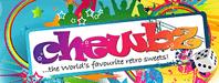 Chewbz Retro Sweets Logo