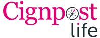 Cignpost Life Logo