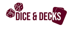 Dice & Decks Logo