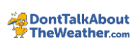 Don't Talk About The Weather Logo