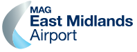 East Midlands Airport – Airport Shopping Logo