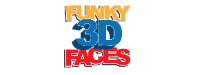 funky3dfaces Logo