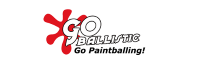 Go Ballistic Paintball Logo
