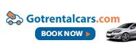 Gotrentalcars Logo