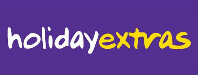 Holiday Extras Airport Lounges Logo