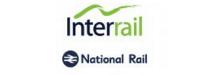 Interrail UK by National Rail Logo