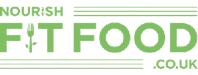 Nourish Fit Food Logo